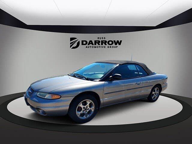 1999 Chrysler Sebring JXi Convertible FWD
