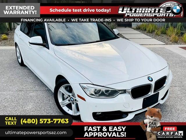 2013 BMW ActiveHybrid 3 RWD