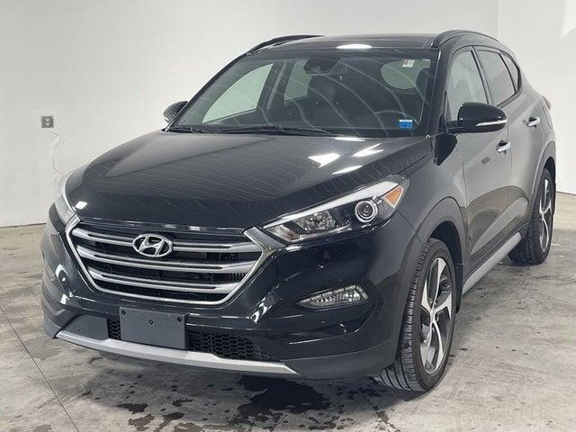 2018 Hyundai Tucson 1.6T Limited AWD