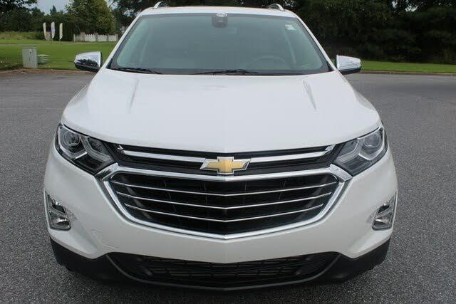 2018 Chevrolet Equinox 2.0T Premier AWD