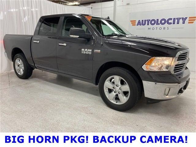 2016 RAM 1500 Big Horn Crew Cab 4WD