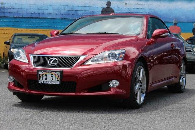 2011 Lexus IS 250C Convertible RWD