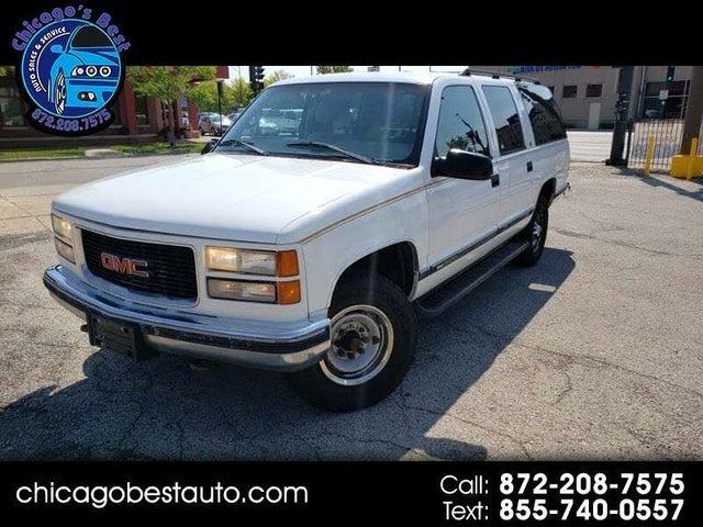 1997 GMC Suburban C2500