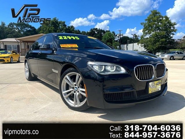 2014 BMW 7 Series 740Li RWD