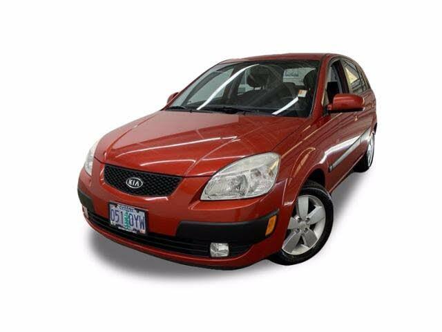 2008 Kia Rio5 SX 1.6L