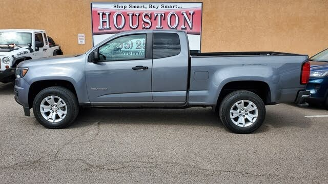 2018 Chevrolet Colorado Work Truck Extended Cab LB RWD