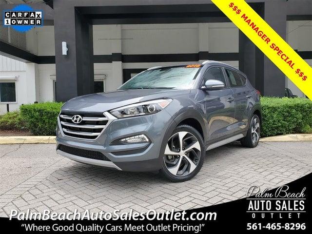 2018 Hyundai Tucson 2.4L Sport FWD