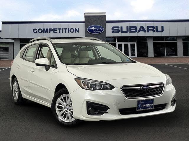 2017 Subaru Impreza 2.0i Premium Hatchback