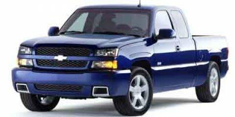 2003 Chevrolet Silverado SS Extended Cab AWD