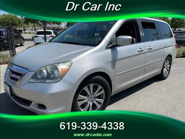 2006 Honda Odyssey EX-L FWD with DVD and Navigation