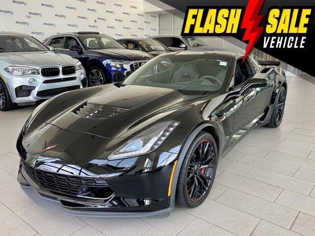2016 Chevrolet Corvette Z06 3LZ Coupe RWD