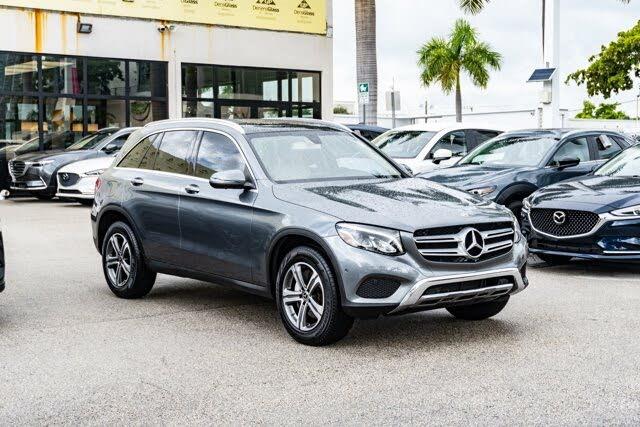 2018 Mercedes-Benz GLC-Class GLC 300 RWD