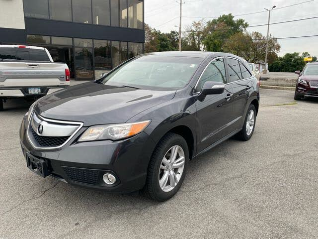2015 Acura RDX AWD with Technology Package