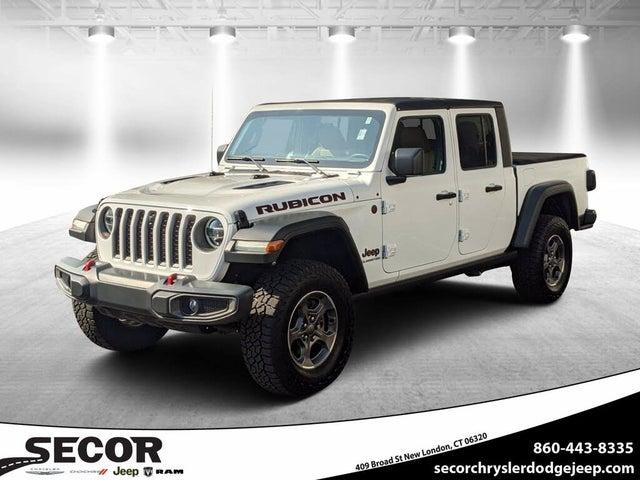 2020 Jeep Gladiator Rubicon Crew Cab 4WD