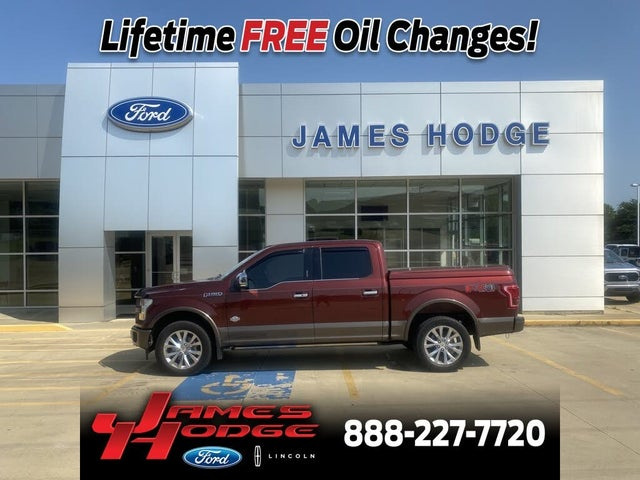 2017 Ford F-150 King Ranch SuperCrew 4WD