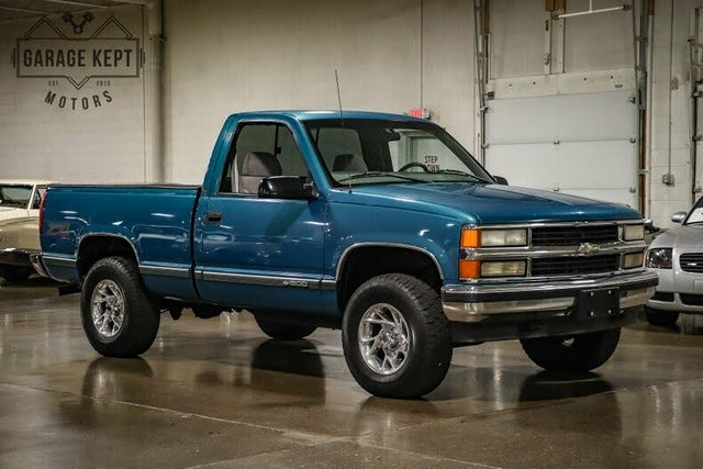 1998 Chevrolet C/K 1500 Silverado 4WD