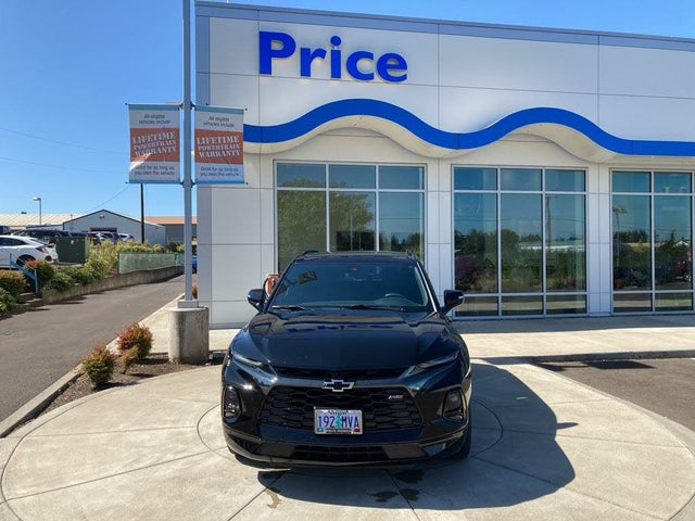 2021 Chevrolet Blazer RS AWD