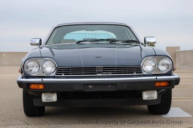1988 Jaguar XJ-Series XJS Coupe RWD