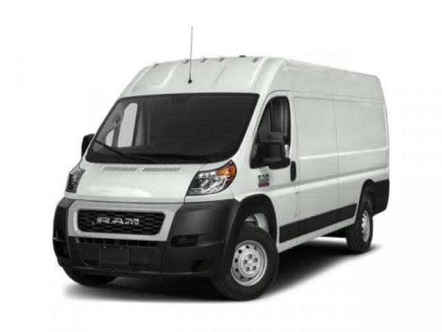 2020 RAM ProMaster 3500 159 High Roof Extended Cargo Van FWD