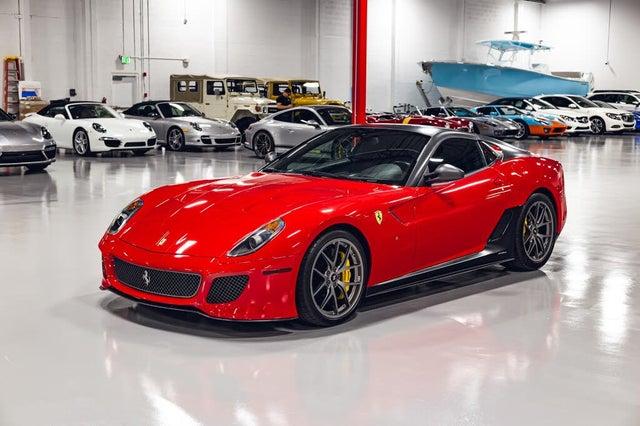 2011 Ferrari 599 GTB Fiorano GTO RWD