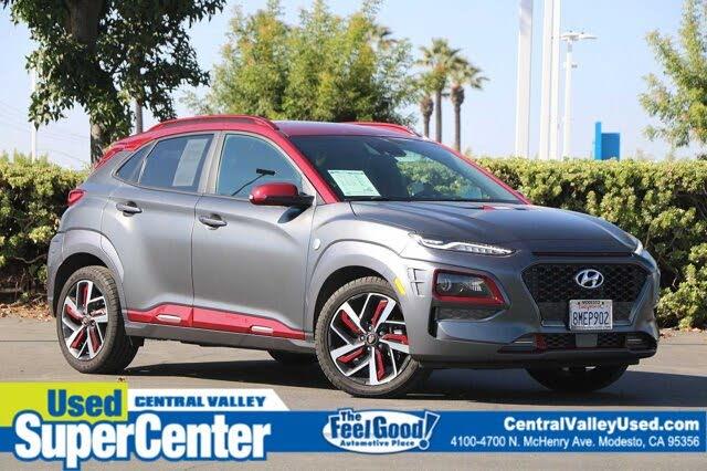 2019 Hyundai Kona Iron Man FWD