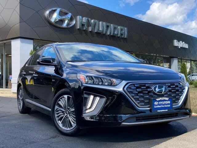 2020 Hyundai Ioniq Hybrid Plug-In  Limited FWD