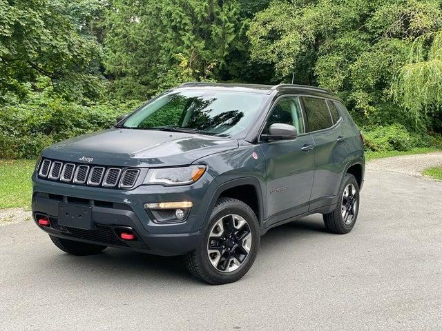 2018 Jeep Compass Trailhawk 4WD
