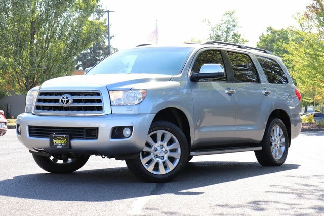 2011 Toyota Sequoia Platinum 4WD