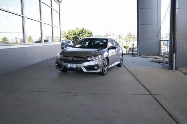2016 Honda Civic EX-L with Honda Sensing