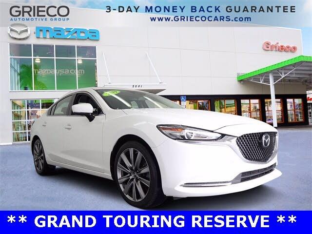 2019 Mazda MAZDA6 Grand Touring Reserve FWD