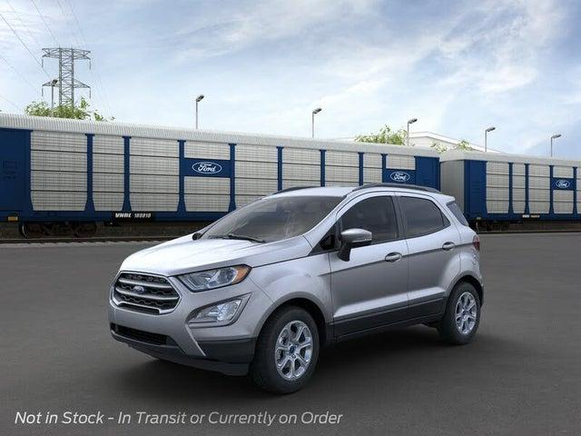2021 Ford EcoSport SE AWD