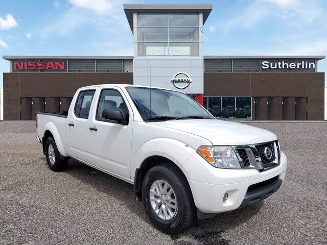 2019 Nissan Frontier SV V6 Crew Cab LWB 4WD