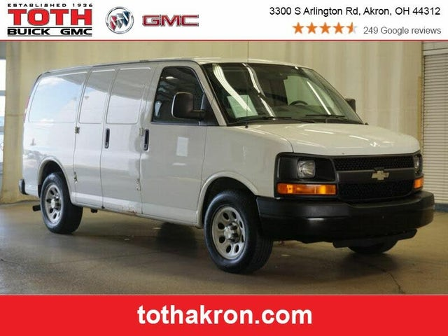 2012 Chevrolet Express Cargo 1500 RWD