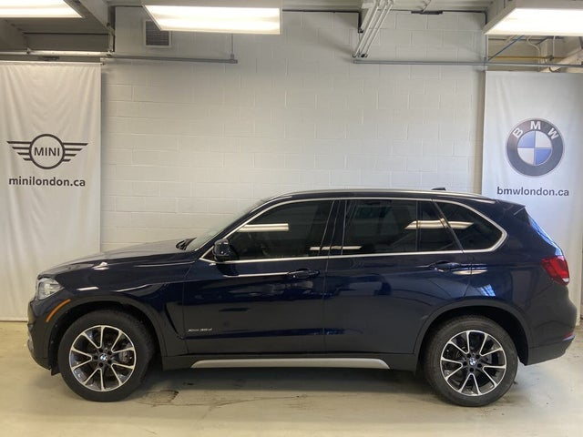 2018 BMW X5 xDrive35d AWD