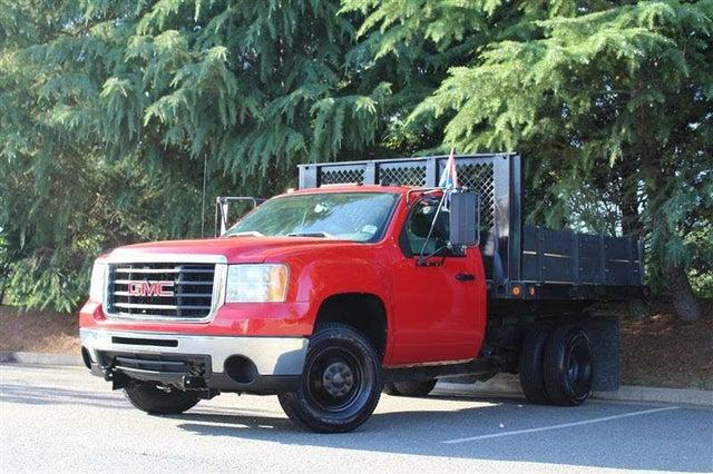 2007 GMC Sierra 3500HD Work Truck Crew Cab 4WD