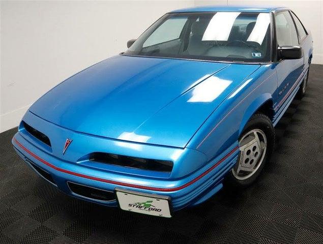 1991 Pontiac Grand Prix 2 Dr SE Coupe