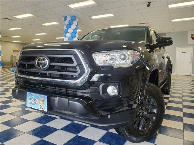 2020 Toyota Tacoma SR5 V6 Double Cab 4WD