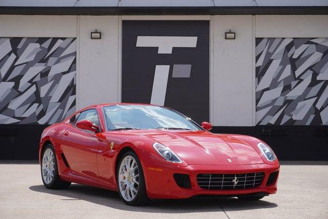 2007 Ferrari 599 GTB Fiorano F1 RWD
