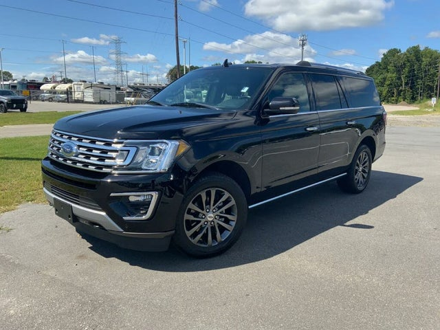 2020 Ford Expedition MAX Limited 4WD