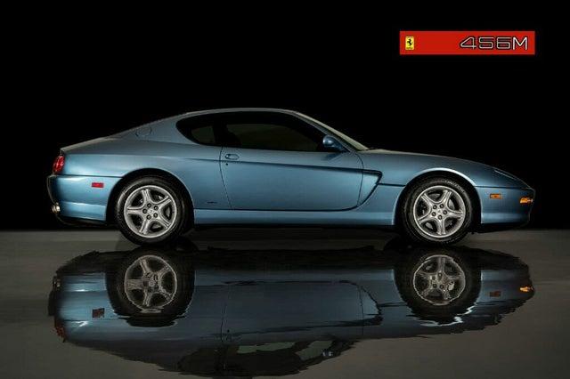 2000 Ferrari 456M GT RWD