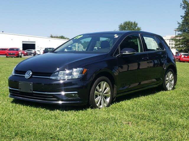 2019 Volkswagen Golf 1.4T SE 4-Door FWD