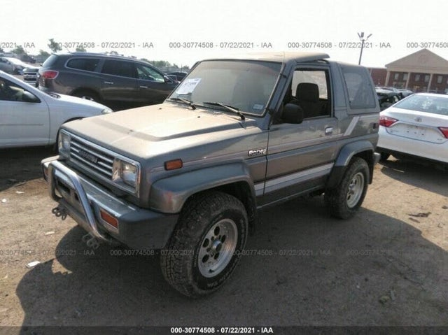 1990 Daihatsu Rocky SX Hard Top 4WD