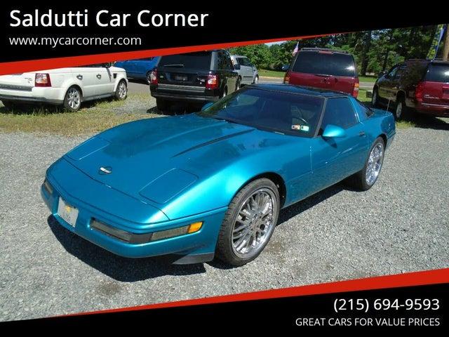 1995 Chevrolet Corvette Coupe RWD