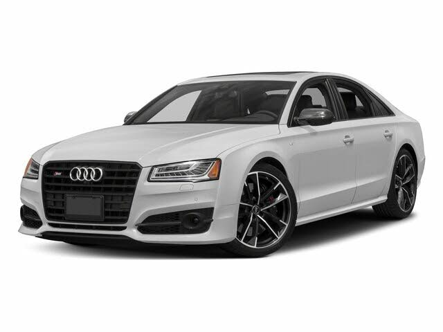 2016 Audi S8 Plus 4.0T quattro AWD