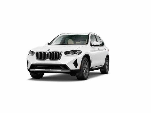 2022 BMW X3 sDrive30i RWD