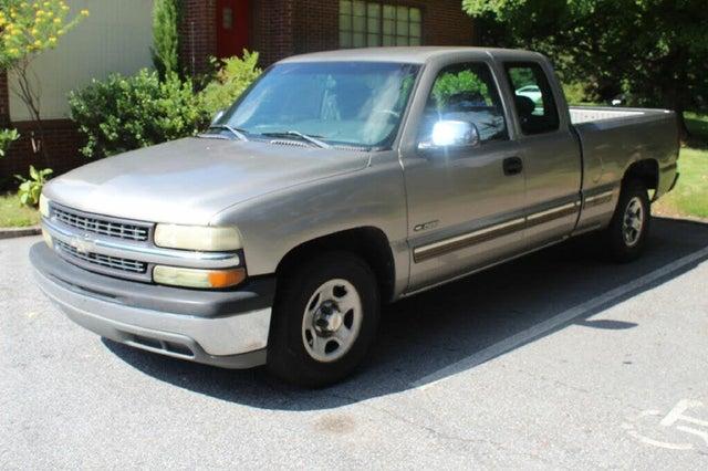 2001 Chevrolet Silverado 1500 LS Extended Cab RWD