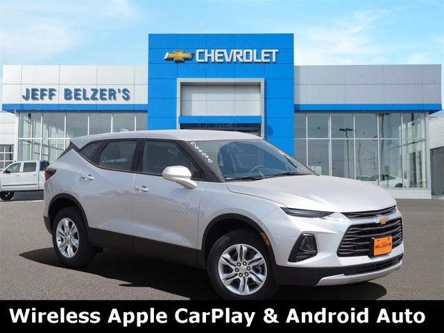 2021 Chevrolet Blazer L FWD