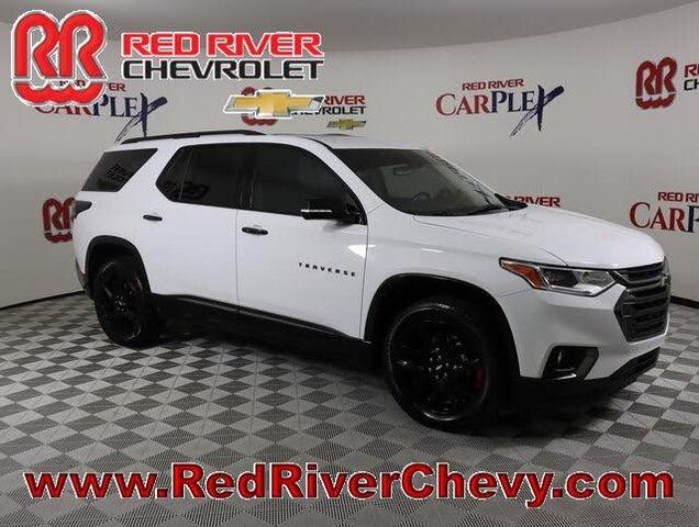 2019 Chevrolet Traverse Premier FWD