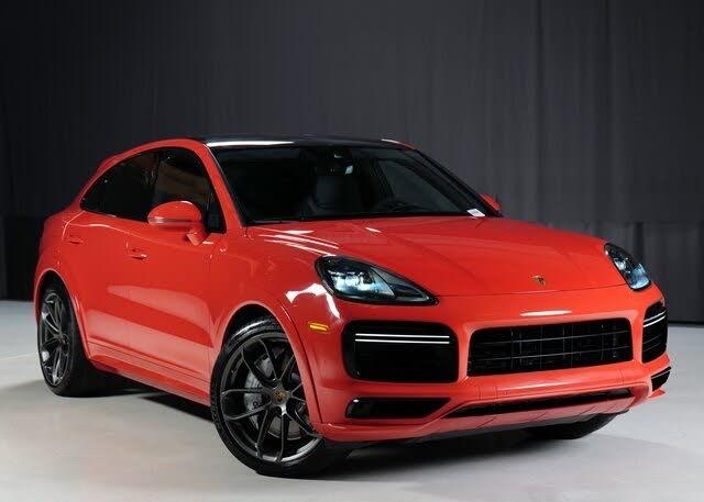 2020 Porsche Cayenne Coupe Turbo AWD