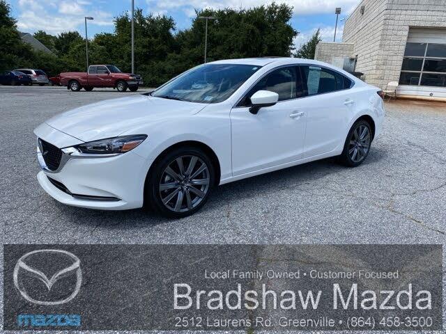 2021 Mazda MAZDA6 Grand Touring FWD